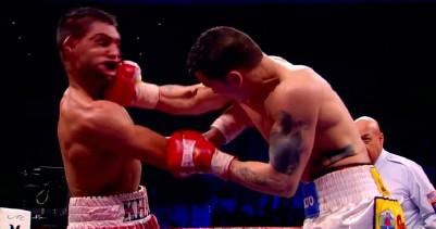 Amir Khan Manny Pacquiao Khan vs. Pacquiao Khan-Pacquiao