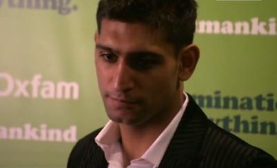 Amir Khan Robert Guerrero