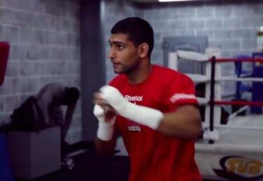 Latest Khan vs. Mayweather Khan-Mayweather