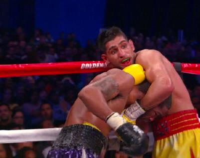 Khan Garcia Khan vs. Garcia  lamont peterson danny garcia amir khan