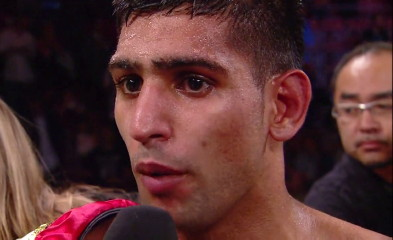 amir khan  photo
