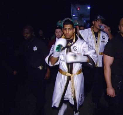 Amir Khan Devon Alexander Floyd Mayweather Jr Khan vs. Alexander Khan-Alexander
