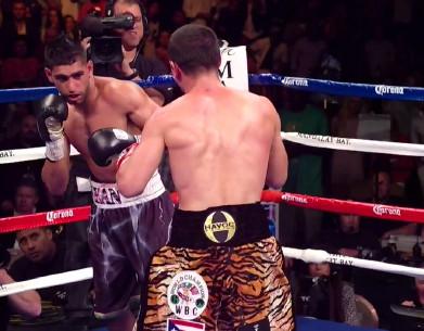 Khan Garcia Khan vs. Garcia  floyd mayweather jr danny garcia amir khan