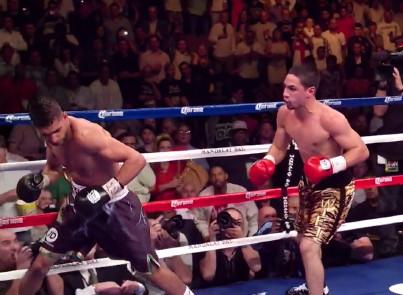 Khan Garcia Khan vs. Garcia  amir khan