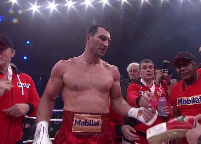 wladimir klitschko francesco pianeta  photo