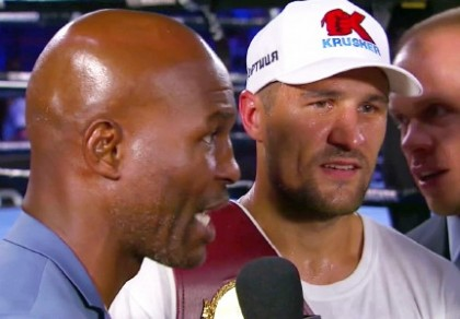 Hopkins Kovalev Hopkins vs. Kovalev  jean pascal bernard hopkins