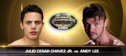 Andy Lee Julio Cesar Chavez Jr.