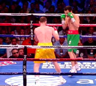 Chavez Jr. vs. Lee Chavez Jr Lee  julio cesar chavez jr andy lee