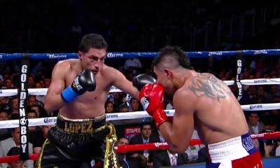 Alvarez Lopez Alvarez vs. Lopez  saul alvarez josesito lopez