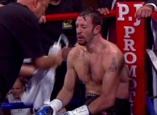 British Boxing  enzo maccarinelli