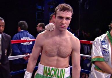 Matthew Macklin