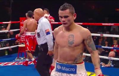 Erik Morales Marcos Rene Maidana