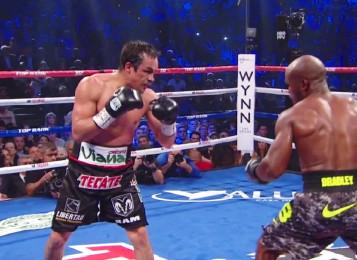 Juan Manuel Marquez Timothy Bradley Bradley vs. Marquez Bradley-Marquez