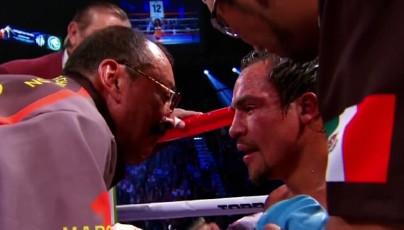 Floyd Mayweather Jr Freddie Roach Juan Manuel Marquez Manny Pacquiao