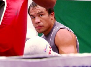 photo: juan manuel marquez floyd mayweather jr
