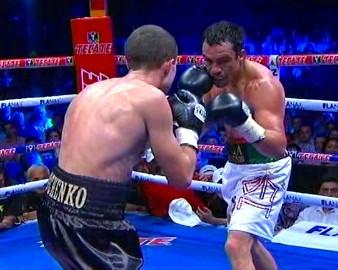 Juan Manuel Marquez Marquez vs. Fedchenko Marquez-Fedchenko