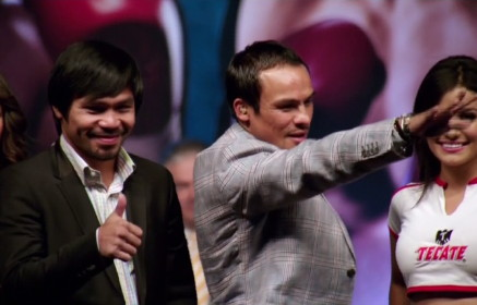 manny pacquiao juan manuel marquez  photo