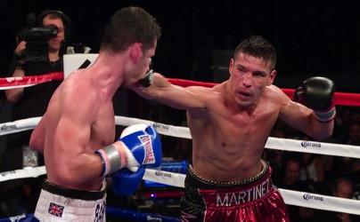 Antonio Margarito Julio Cesar Chavez Jr. Marco Antonio Rubio Sergio Martinez Chavez vs. Rubio Chavez-Rubio