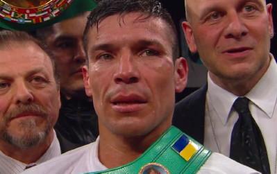 Floyd Mayweather Jr Manny Pacquiao Sergio Martinez Martinez vs. Barker Martinez-Barker