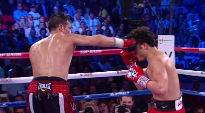 Julio Cesar Chavez Jr. Sergio Martinez Chavez Jr-Martinez Chavez Jr. vs. Martinez