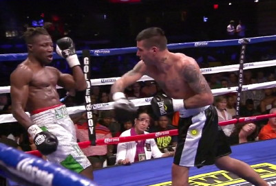 Lucas Matthysse Matthysse vs. Dallas Jr Matthysse-Dallas Jr Virgil Hunter