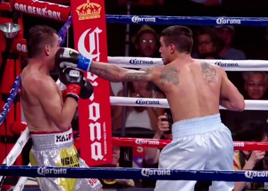 lucas matthysse lamont peterson  photo