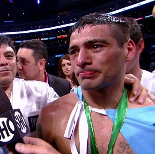 lucas matthysse  photo