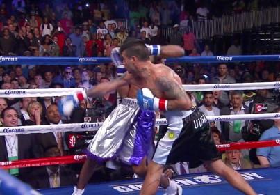 lucas matthysse boxing amir khan  photo