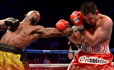 Floyd Mayweather Jr Latest Robert Guerrero