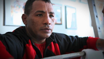 Julio Cesar Chavez Jr. Ricardo Mayorga