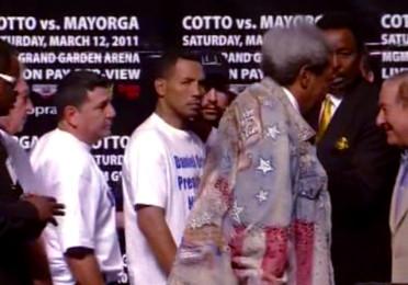 Manny Pacquiao Miguel Cotto Ricardo Mayorga