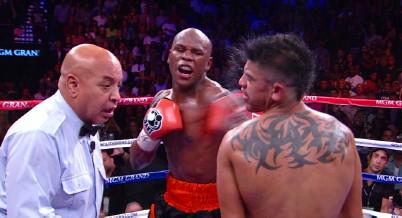 Floyd Mayweather Jr Mayweather vs. Ortiz Mayweather-Ortiz