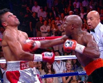 Mayweather Guerrero Mayweather vs. Guerrero  robert guerrero floyd mayweather jr
