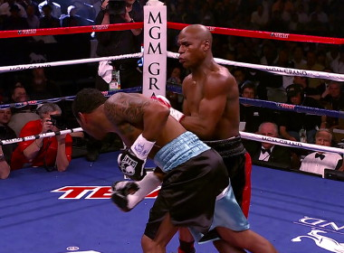 Floyd Mayweather Jr Manny Pacquiao Miguel Cotto