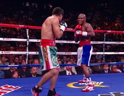 Floyd Mayweather Jr Manny Pacquiao Mayweather vs. Pacquiao Pacquiao-Mayweather
