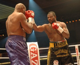Juan Carlos Gomez Latest Oliver McCall