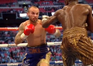 Jorge Linares Kevin Mitchell