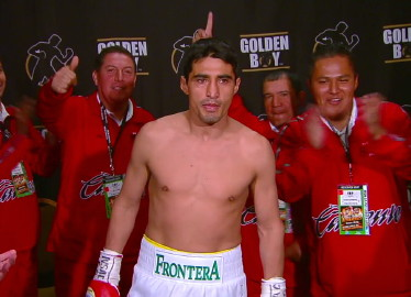 Erik Morales explains why he didn't attempt to re-weigh for Garcia