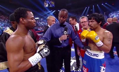 Manny Pacquiao Shane Mosley Pacquiao vs. Mosley Pacquiao-Mosley