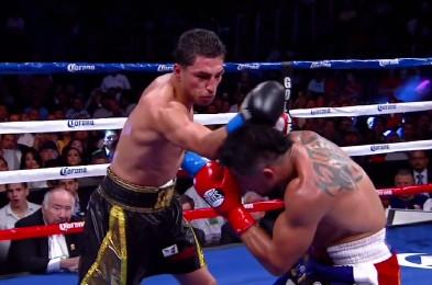 Victor Ortiz Golden Boy IBF Ortiz vs. Molina