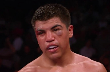 BRANDON RIOS did it; can Victor Ortiz win against a Peterson?