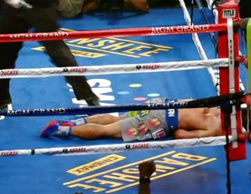 Fres Oquendo Juan Manuel Marquez Manny Pacquiao