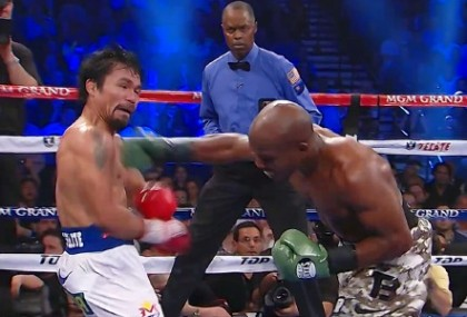 manny pacquiao floyd mayweather jr