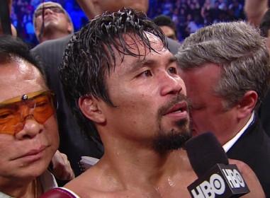 Floyd Mayweather Jr Manny Pacquiao