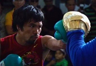 Pacquiao vs. Bradley  timothy bradley manny pacquiao juan manuel marquez