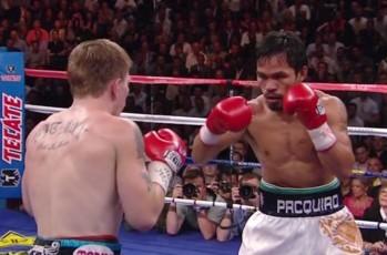 Manny Pacquiao Ricky Hatton Hatton vs. Pacquiao Hatton-Pacquiao