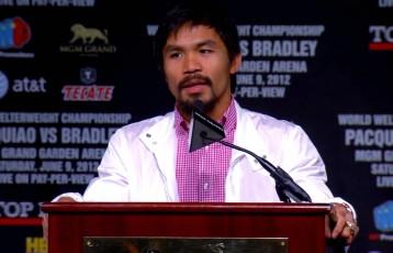 Pacquiao vs. Bradley  timothy bradley manny pacquiao
