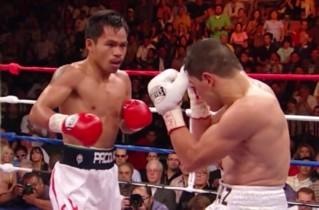 Manny Pacquiao Oscar De La Hoya