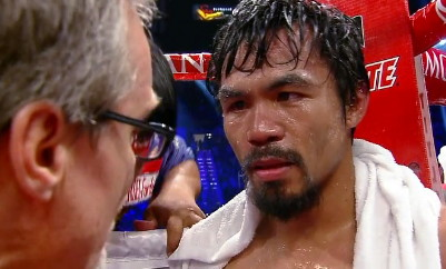 Evander Holyfield Floyd Mayweather Jr Manny Pacquiao Pacquiao vs. Mayweather Pacquiao-Mayweather