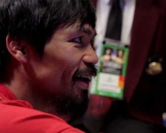 Floyd Mayweather Jr Manny Pacquiao Marco Antonio Barrera Naseem Hamed